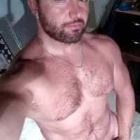 Nude Man With Big Cock