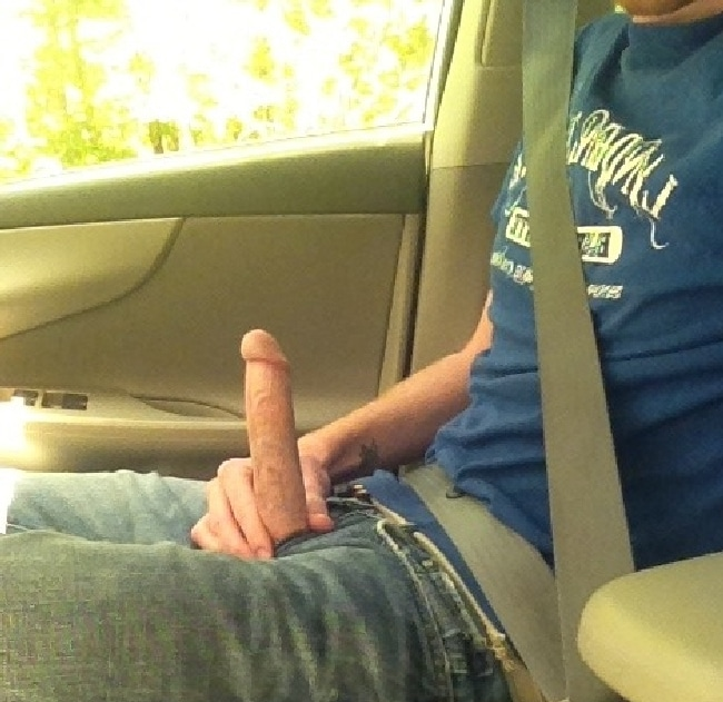 Have Jerking off in car apologise
