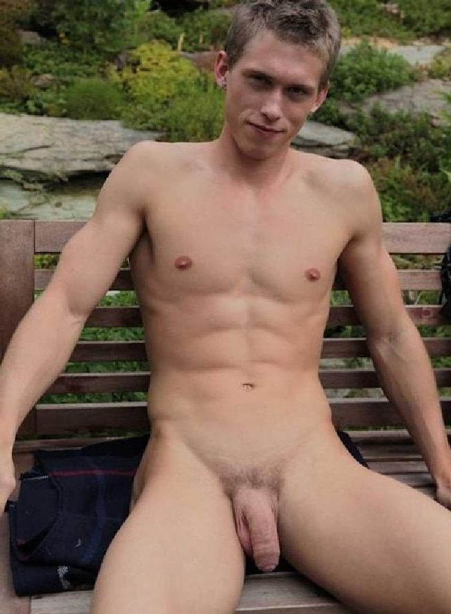 Nude Boy Thick Penis