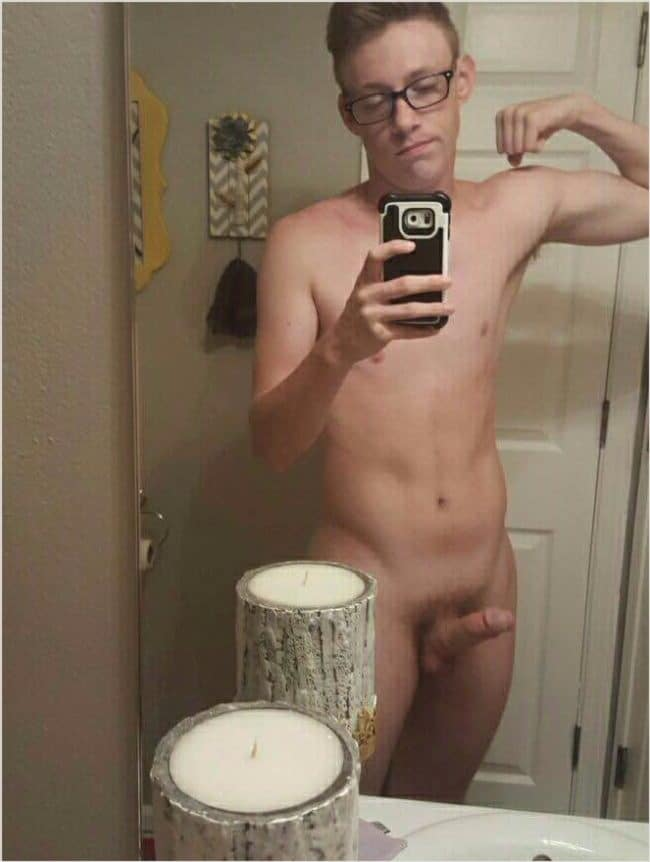 Naked Teen Boy